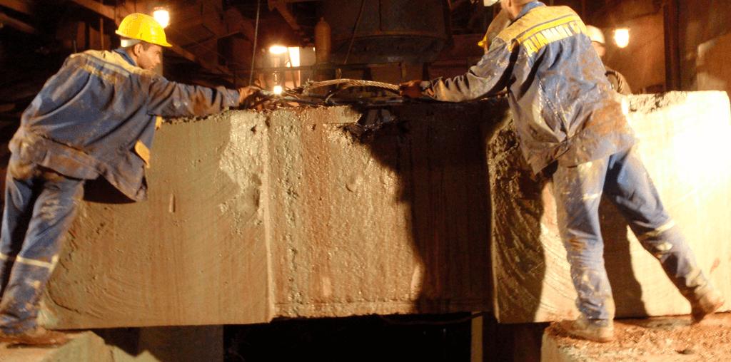 Алмазная резка канатной пилой в Запорожье
