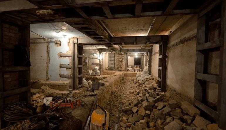 Усиление несущих конструкций в Запорожье